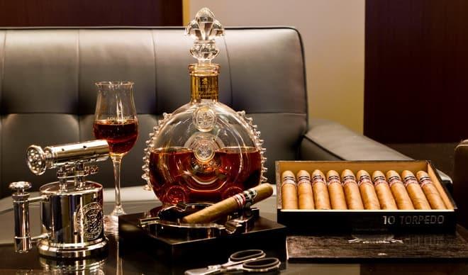 cognac & sigaro