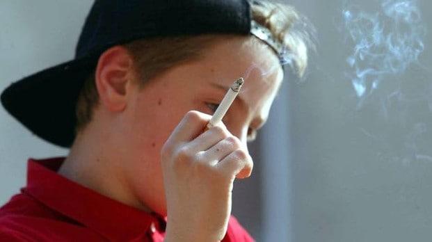 sigarette ai minorenni