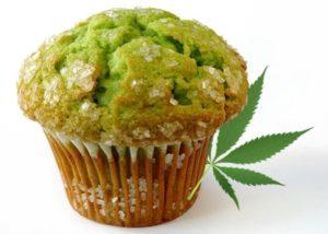 cupcake alla marijuana