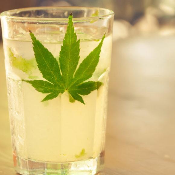 Ricetta del Mojito alla cannabis