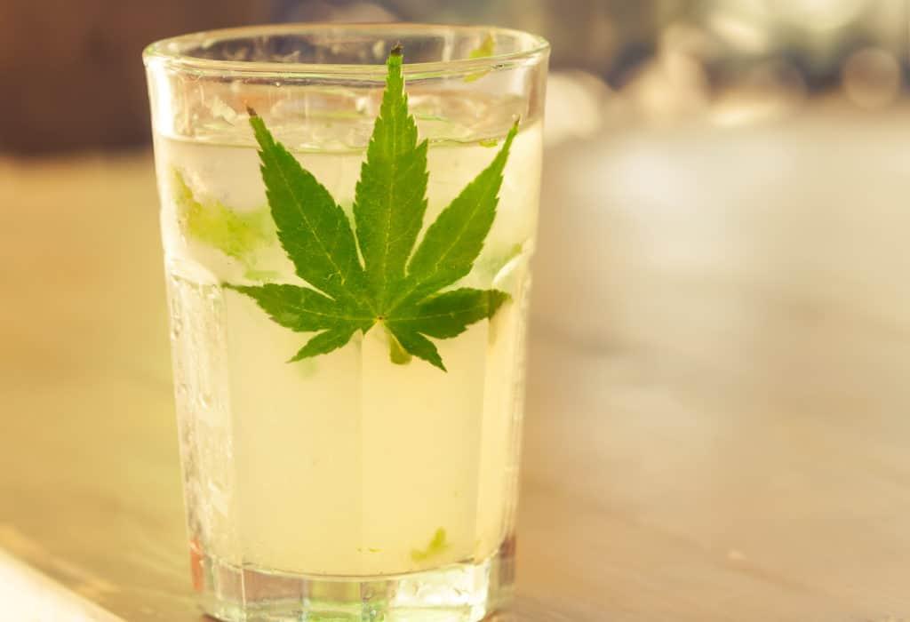 mojito alla cannabis