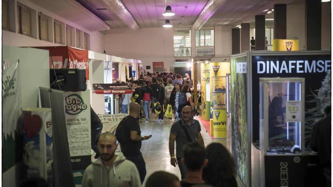 Canapa in Mostra fiera cannabis