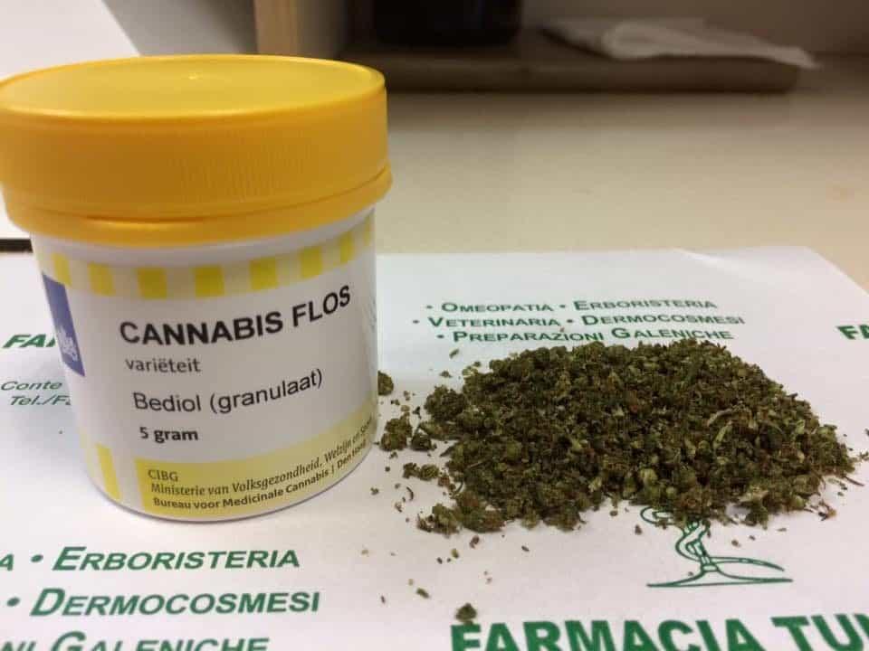 cannabis terapeutica italia