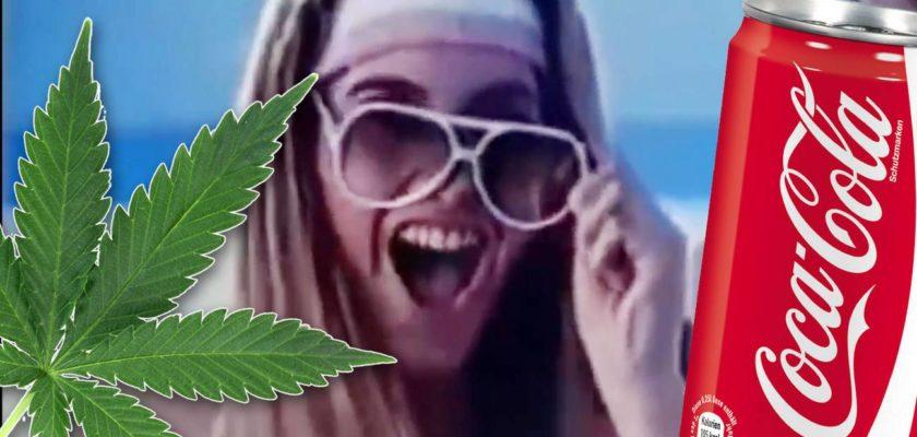 cannabis bevanda coca cola