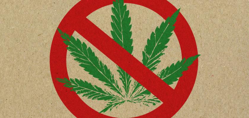 cannabis proibizionismo