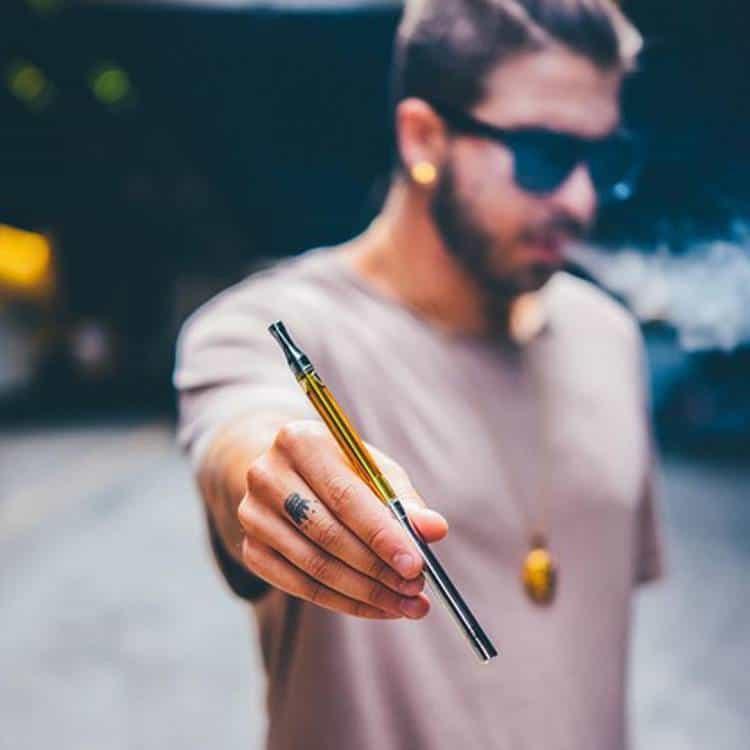 heavy hitter influencer pagati per fumare