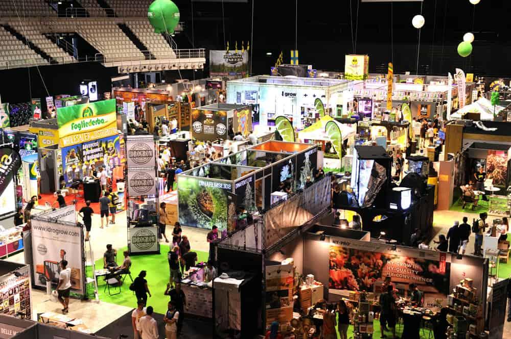 indicasative trade fiera evento cannabis