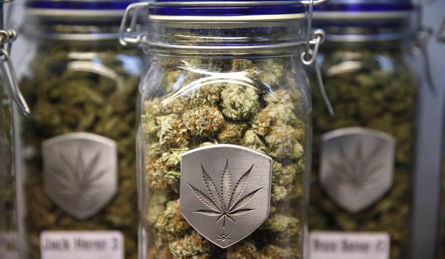 potenza marijuana