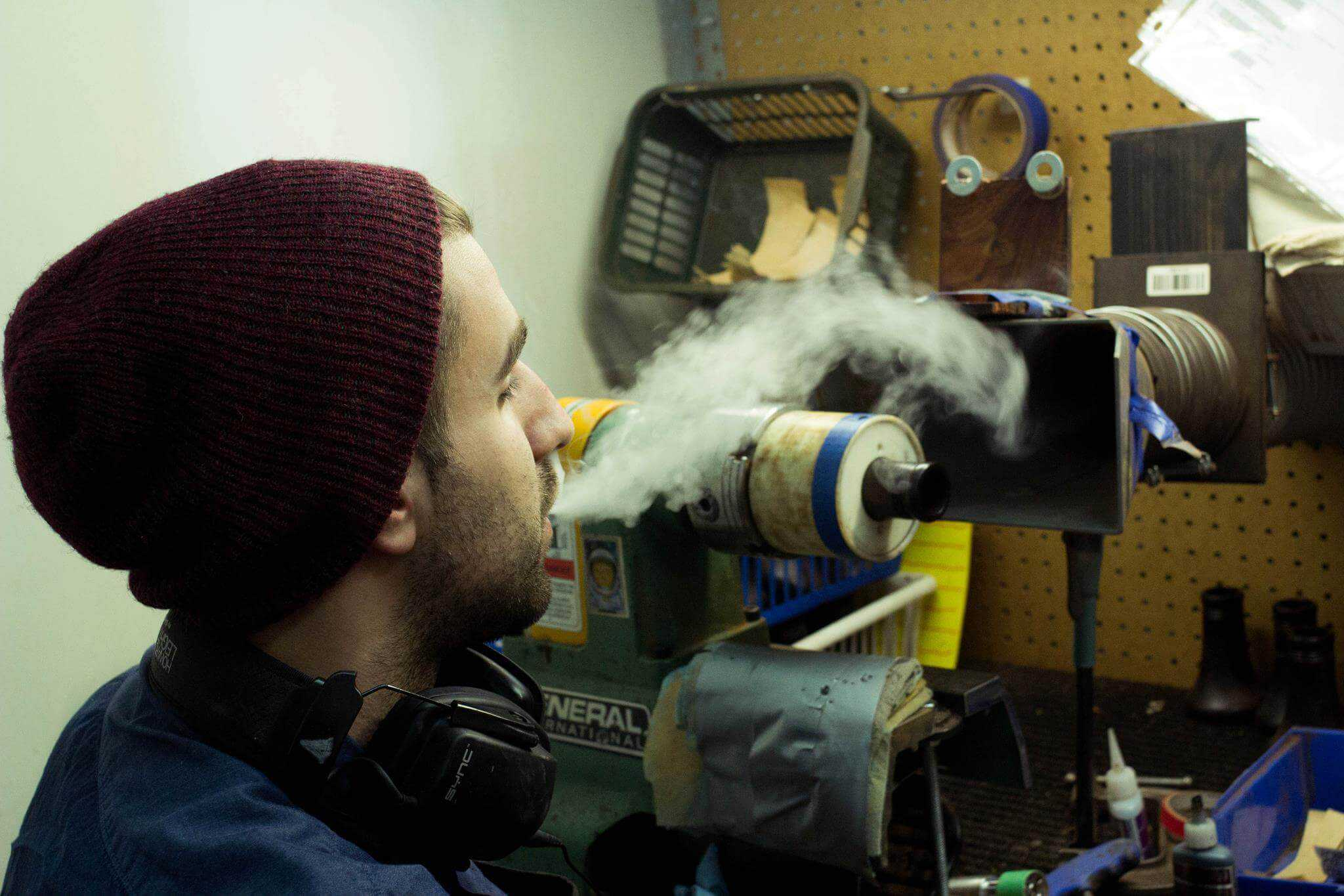 sigaretta elettronica sul posto di lavoro
