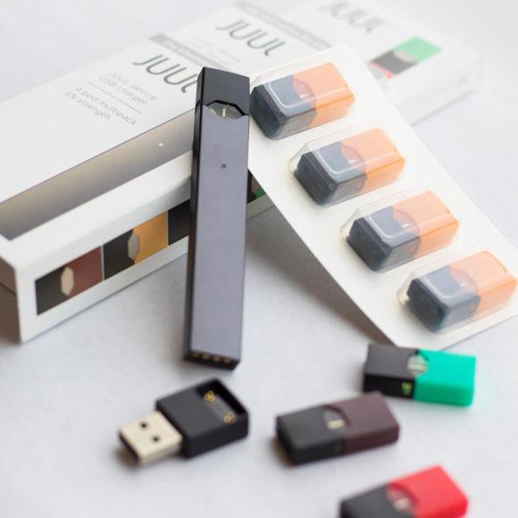 Sigaretta Elettronica JUUL: Caratteristiche e Funzionamento (E ora è arrivata anche in Italia)