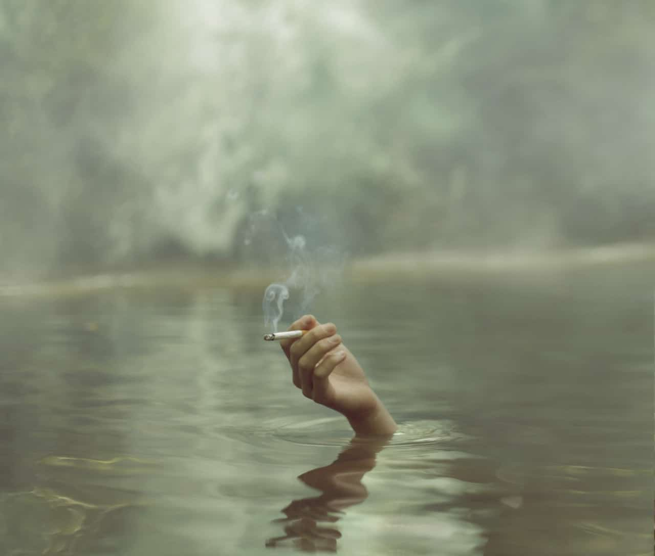 fumatore ecologico