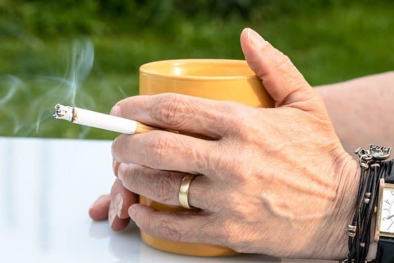 come eliminare odore fumo sigaretta