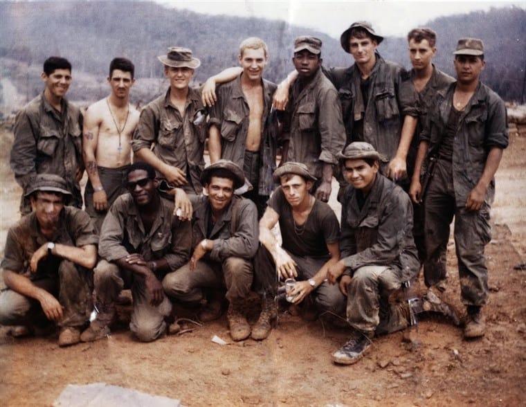 soldati vietnam consumo marijuana