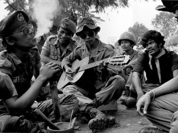 A proposito del consumo di cannabis durante la guerra in Vietnam